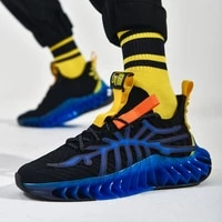 new 2021 men sneakers breathable running shoes outdoor sport comfortable athletic fashion comfortable casual men gym shoes