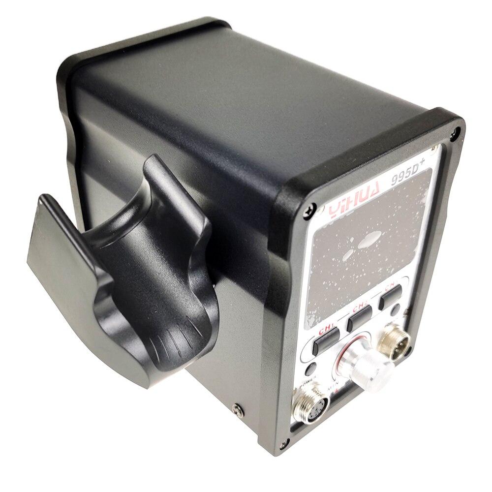 Hot Air Gun Soldering Iron 995D+ Hot-air Desoldering Station 2-in-1 Dual-digital Rework Station Phone Repair Welding Station enlarge