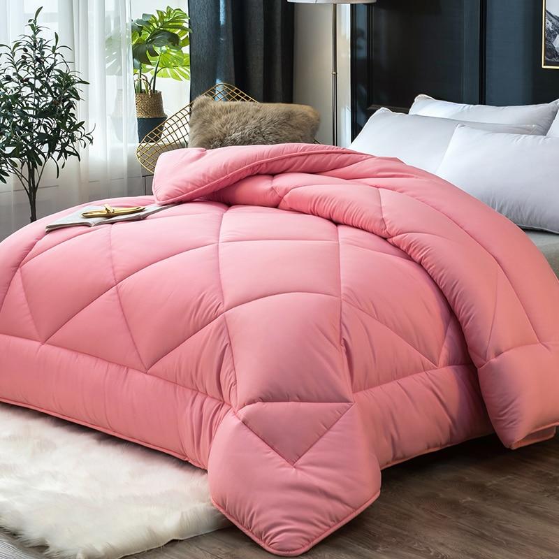 CF رخيصة ومريحة المعزي AB الجانب خليط المعزي عالية الجودة رشاقته الشتاء لحاف حار مبيعات دافئ جدا لحاف السرير