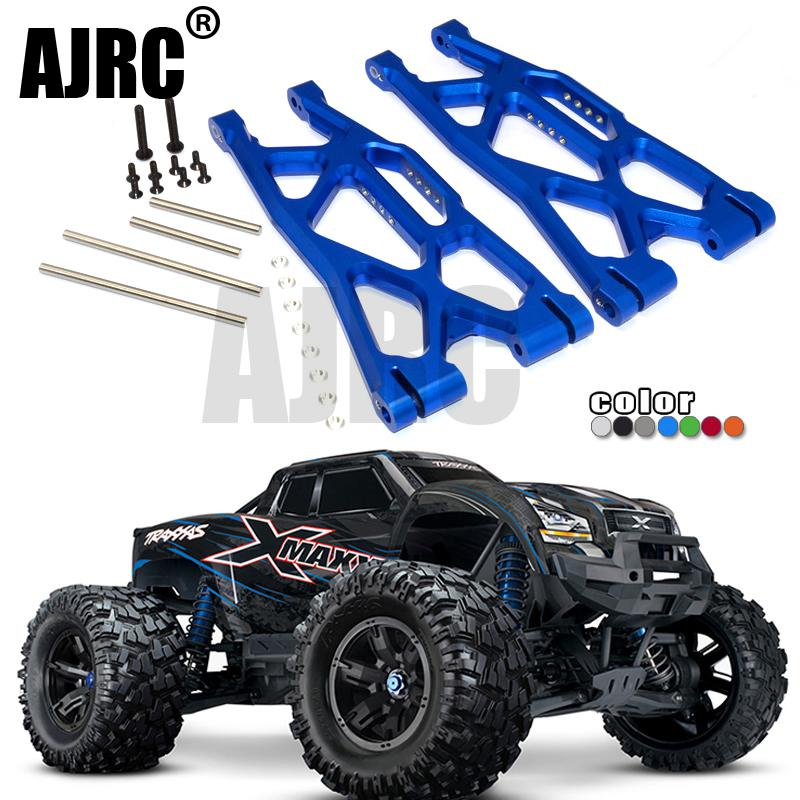 TRAXXAS 1/5 X-MAXX 6S / 8S MONSTER TRUCK aluminum alloy front and rear universal hem arm Lower A arm # 7730 # 7731