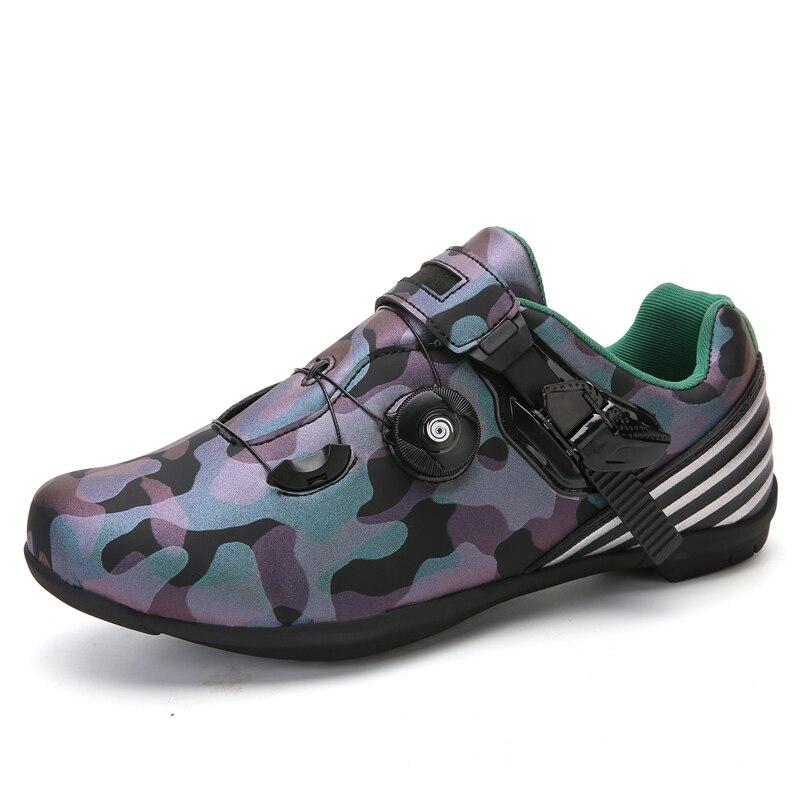 أحذية ركوب الدراجات Sapatilha Ciclismo Mtb للرجال, أحذية رياضية نسائية للدراجة جبلية ذاتية قفل سوبر ستار الأصلي