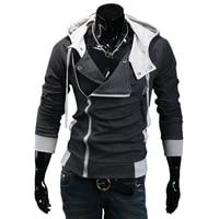 swagwhat 2019 zipper cardigan hoodies men fashion hooded sweatshirts spring spring sportswear long sleeve slim tracksuit jacket