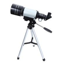F30070M Pro réflecteur HD optique vue nocturne télescope multifonctionnel monoculaire 150X espace astronomique Portable avec trépied