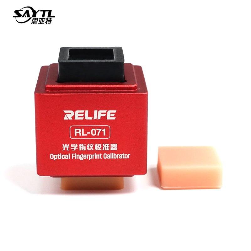 Relife RL-071 أندرويد بصمة معاير أدوات إصلاح الهاتف المحمول