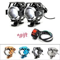 Motorcycle LED Headlights U5 Led Spotlight moto light Fog Spotlights 12V For KTM 250XCF-W 350XC-F 450XC-F 505XC-F 350XCF-W
