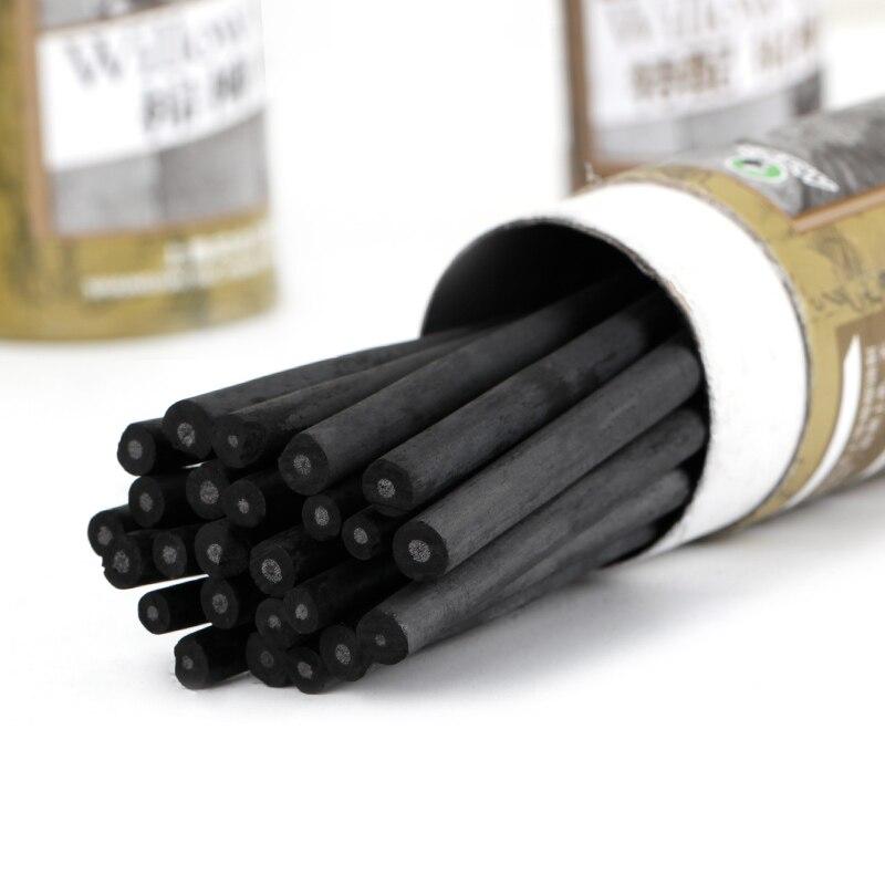 Marie's-juego Profesional De lápices De carbón, conjunto De Lapices Profesionales De carbono...