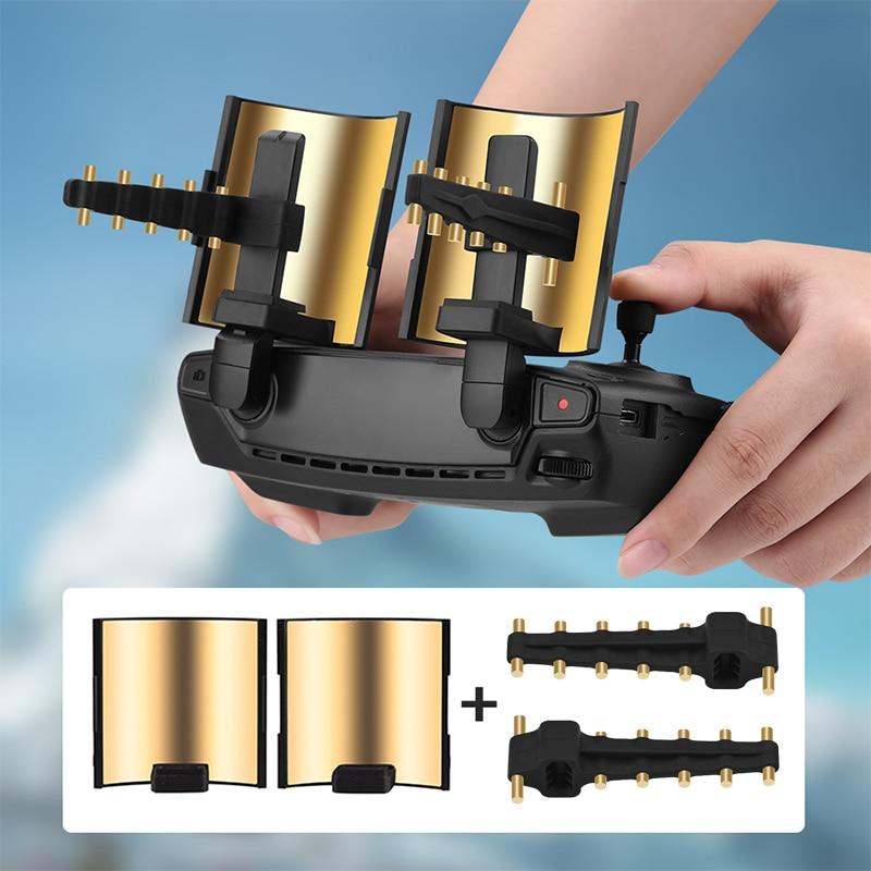 Антенна Yagi для DJI Mavic Mini/Air/Mini SE/2 Pro Zoom/FIMI X8 SE 2020, усилитель сигнала дистанционного управления, расширитель диапазона