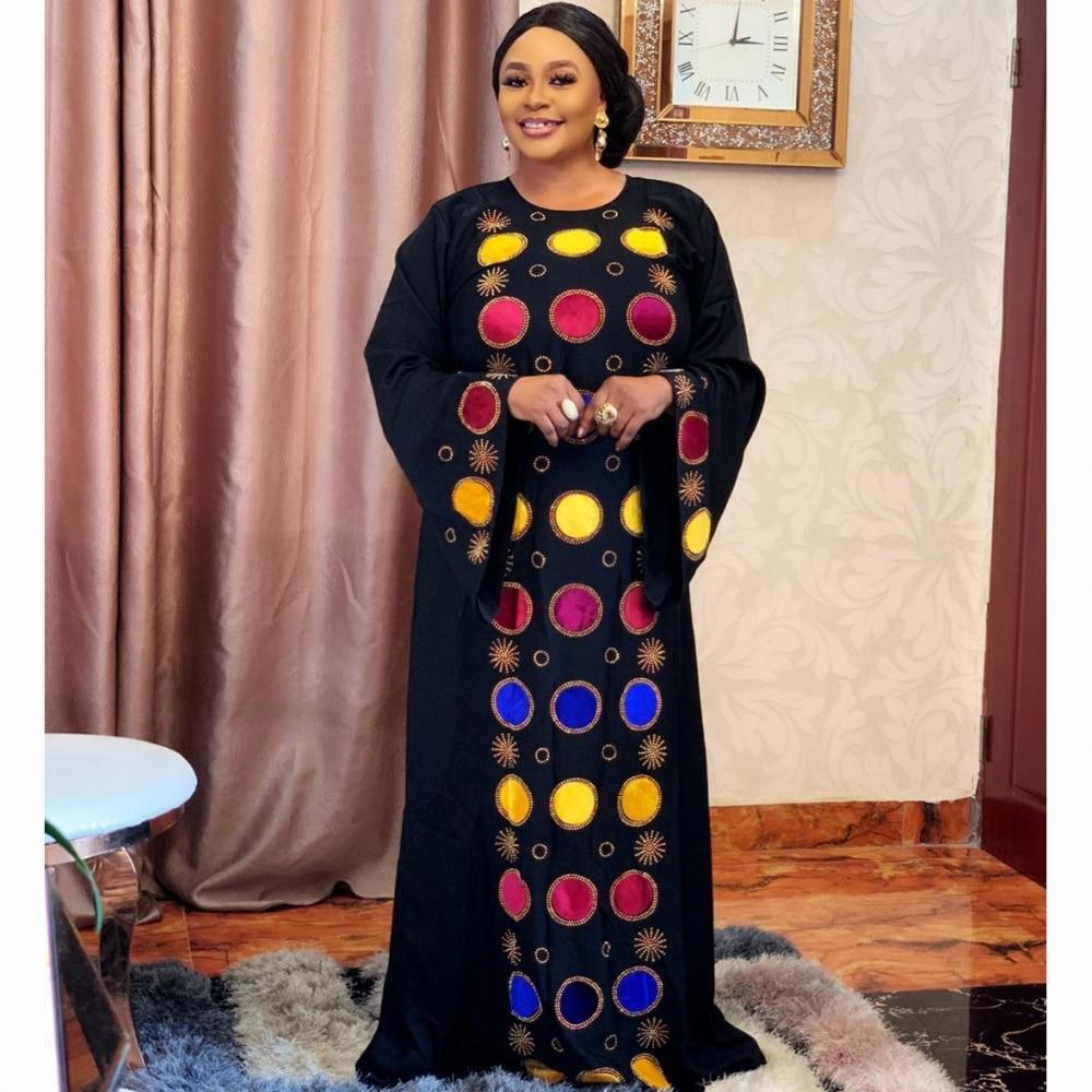 Abaya Turquía Dubai musulmán hiyab Maxi Vestido Abayas africano vestidos largos mujeres túnica mujer Pakistán ropa Islam Vestido Arabe