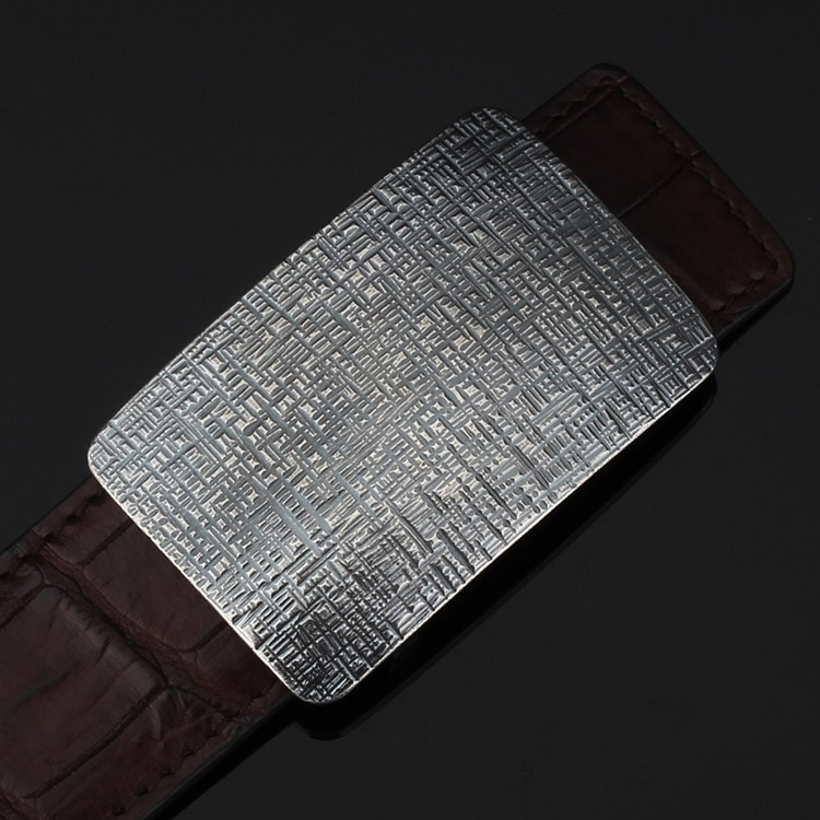 925 prata esterlina vintga fivela de luxo masculino fivelas artesanais (sem cinto) a2748