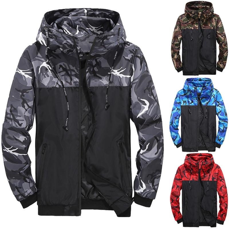 Куртка мужская камуфляжная флисовая, тактическая ветровка в стиле милитари, Мультикам, камуфляжный стиль, осень