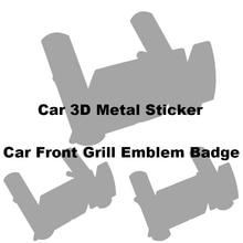 Car 3D Metal M Emblem front grille badge sticker For bmw M M3 M5 M6 X1 X3 X4 X5 X6 X7 e46 e90 f20 e60 e39 f10 f30 accessories
