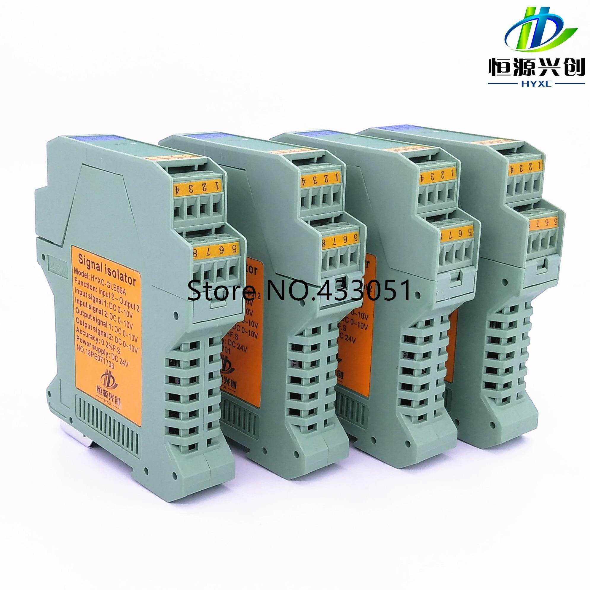 AliExpress - Signal isolation transmitter Current, voltage transmitter Multiple input, multiple output 4-20MA, 0-5V, 0-10V