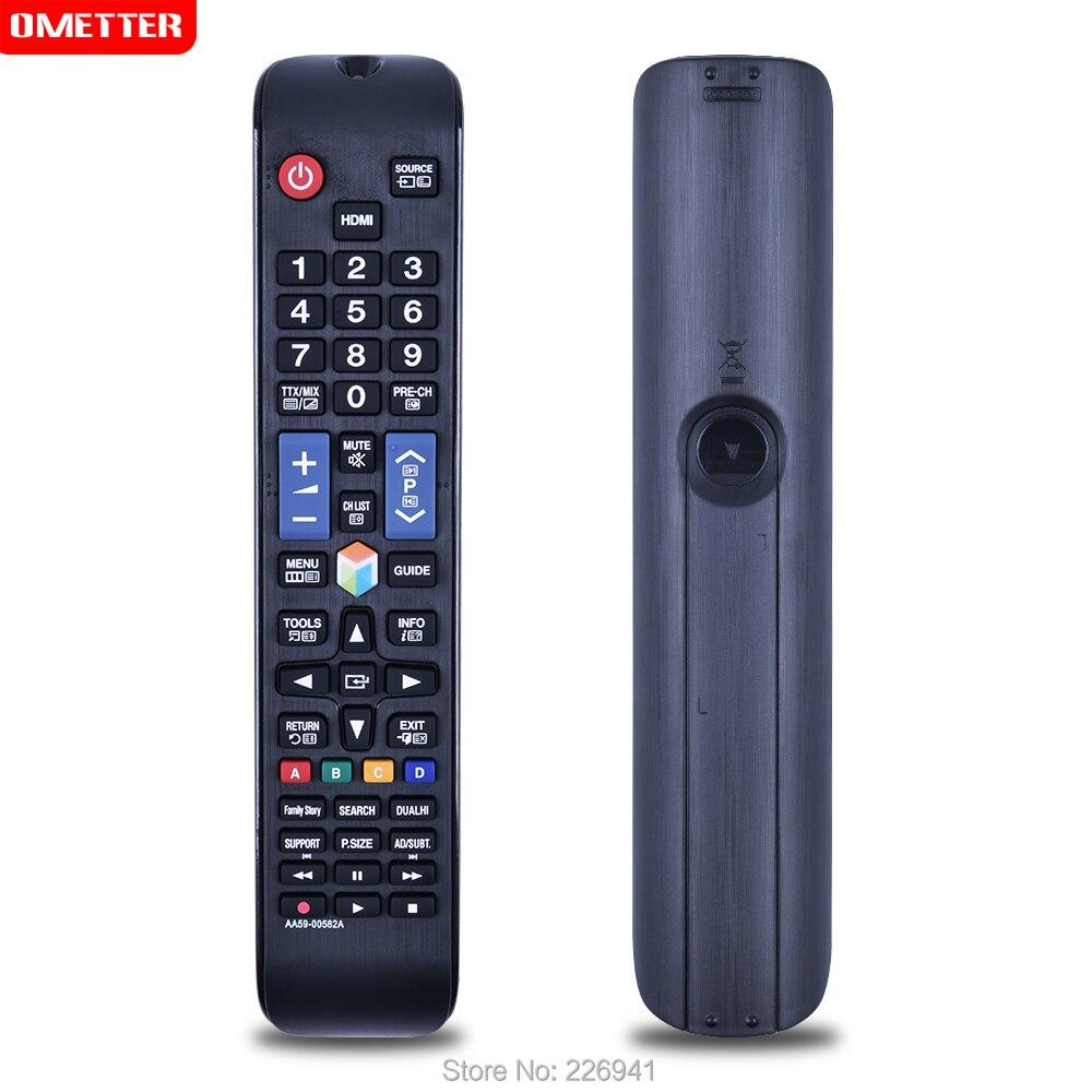 AA59-00582A control remoto uso para TV Samsung AA59-00581A AA59-00594A TV 3D jugador inteligente control remoto controlador