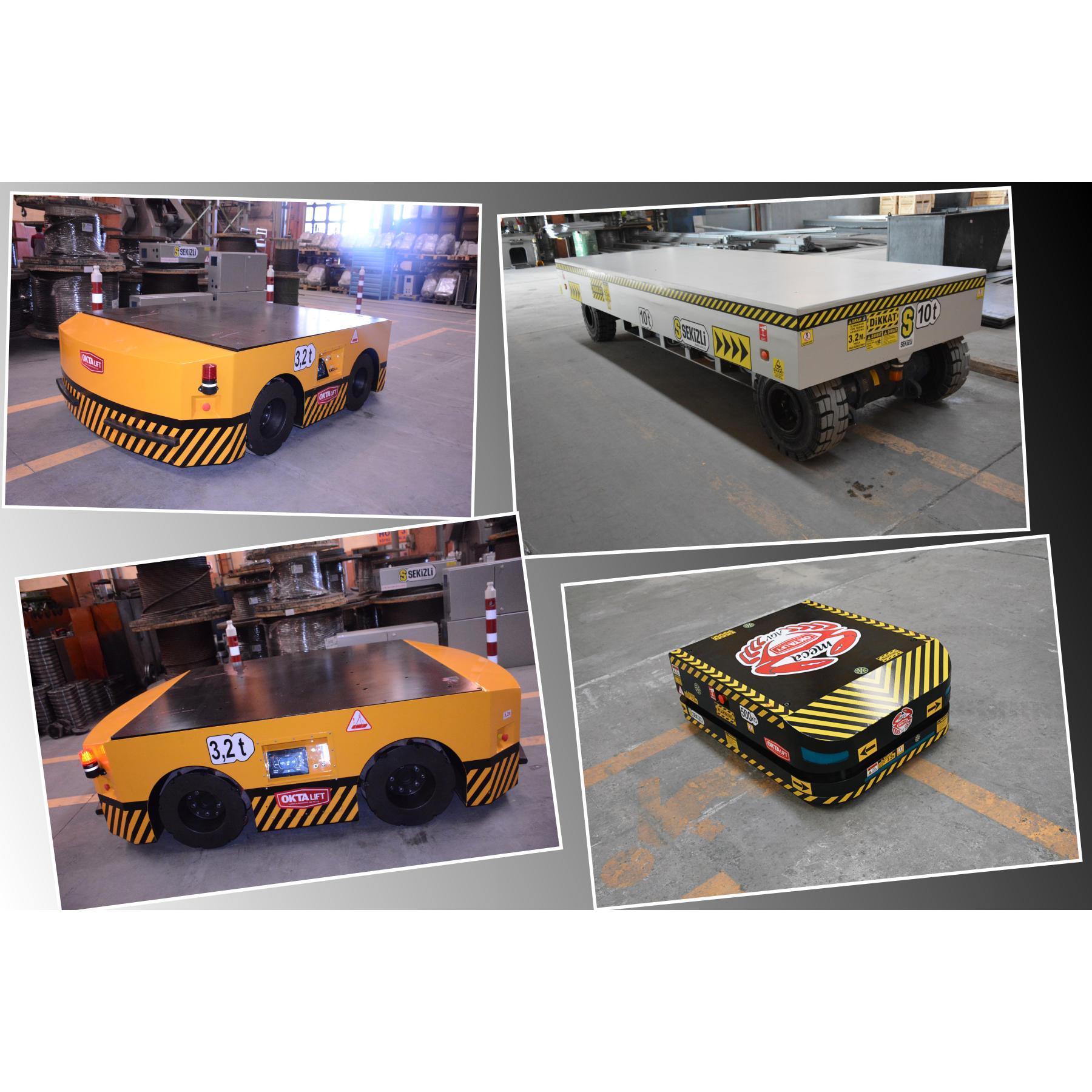 Omni roda mecanum direcional bateria alimentado sistema de elevador opcional auto-motor modular transportador spmt omni