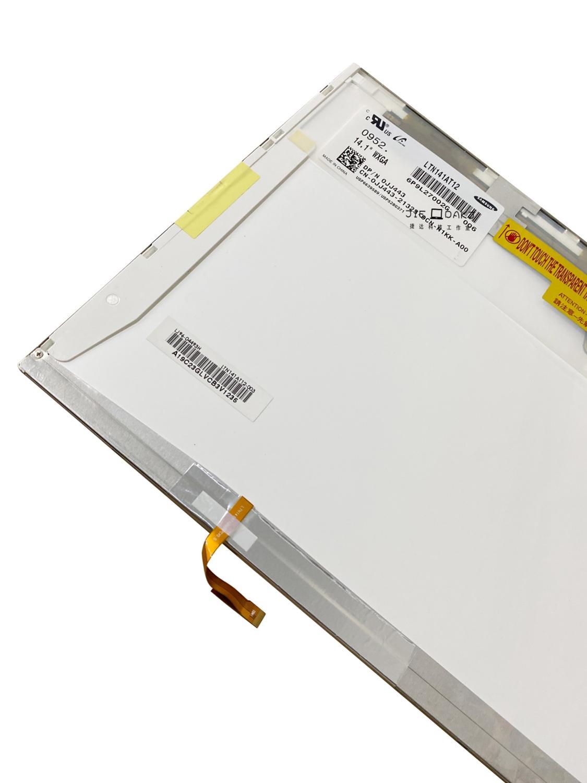 original newLenovo Y430 G430 V450 E43L SL400 laptop LCD screen LP141WX5 laptop warmly for 1 year