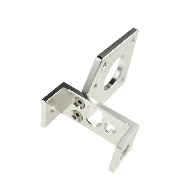 Acessórios da impressora 3D CR-10 Ender-3 acessórios motor-eixo Y montar 2040 perfil