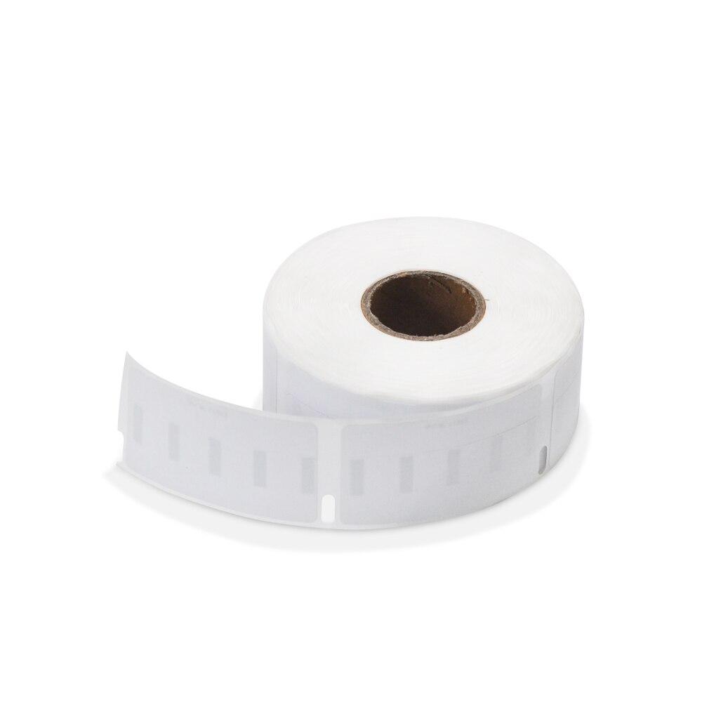 5 rolos de etiquetas de endereço compatíveis dymo 11355 etiqueta da impressora roll-51mm * 19mm-address etiqueta-(500 etiquetas/rolo)