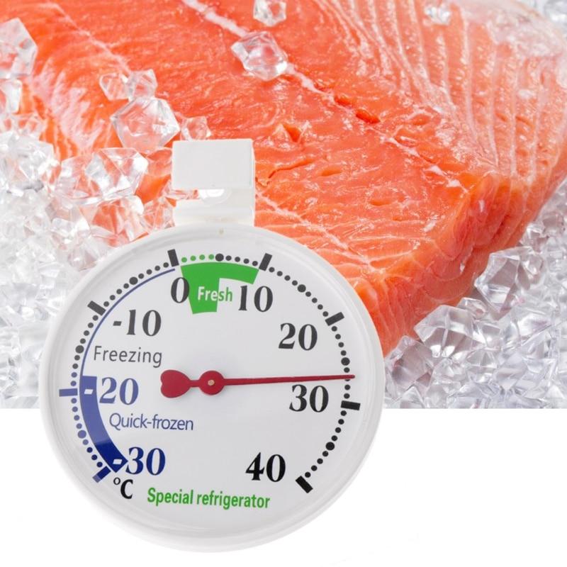 New Refrigerator Freezer Thermometer Fridge Refrigeration Temperature Gauge Home use Measurement Ana