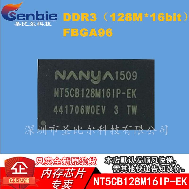 NT5CB128M16IP-EK 256M DDR3 FBGA96 10 Uds