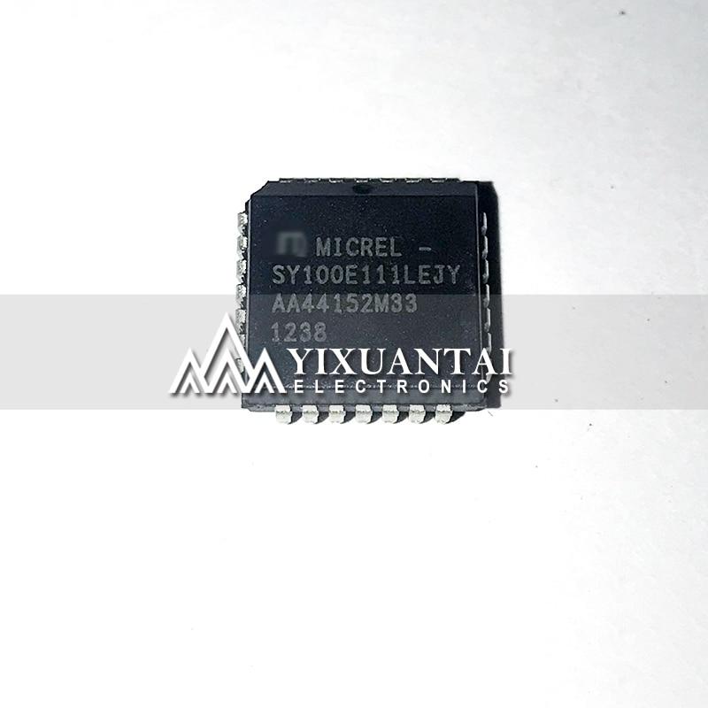 10pcs lot rx3152 1pcs/lot   10pcs/lot  50pcs/lot   Free shipping 100% original   SY100E111LEJY   SY100E111LE   SY100E111   PLCC28