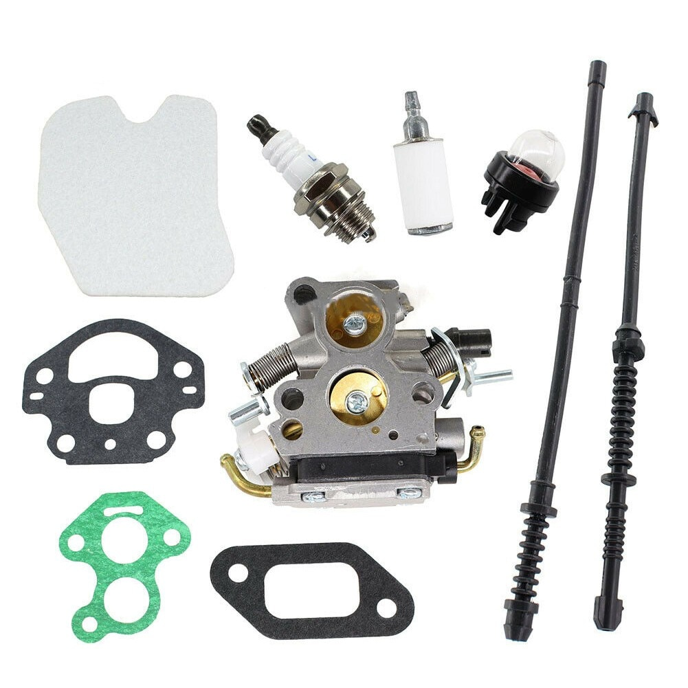 Carburetor Repair Kits For Husqvarna 135 140 140 E 435 435E 440E 506 450 501 Jonsered CS2240 S McCulloch CS410 Zama C1T-EL41A