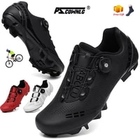 road cycling shoes sports white professional mountain pscownlg mens breathable cycling shoes racing car self locking light