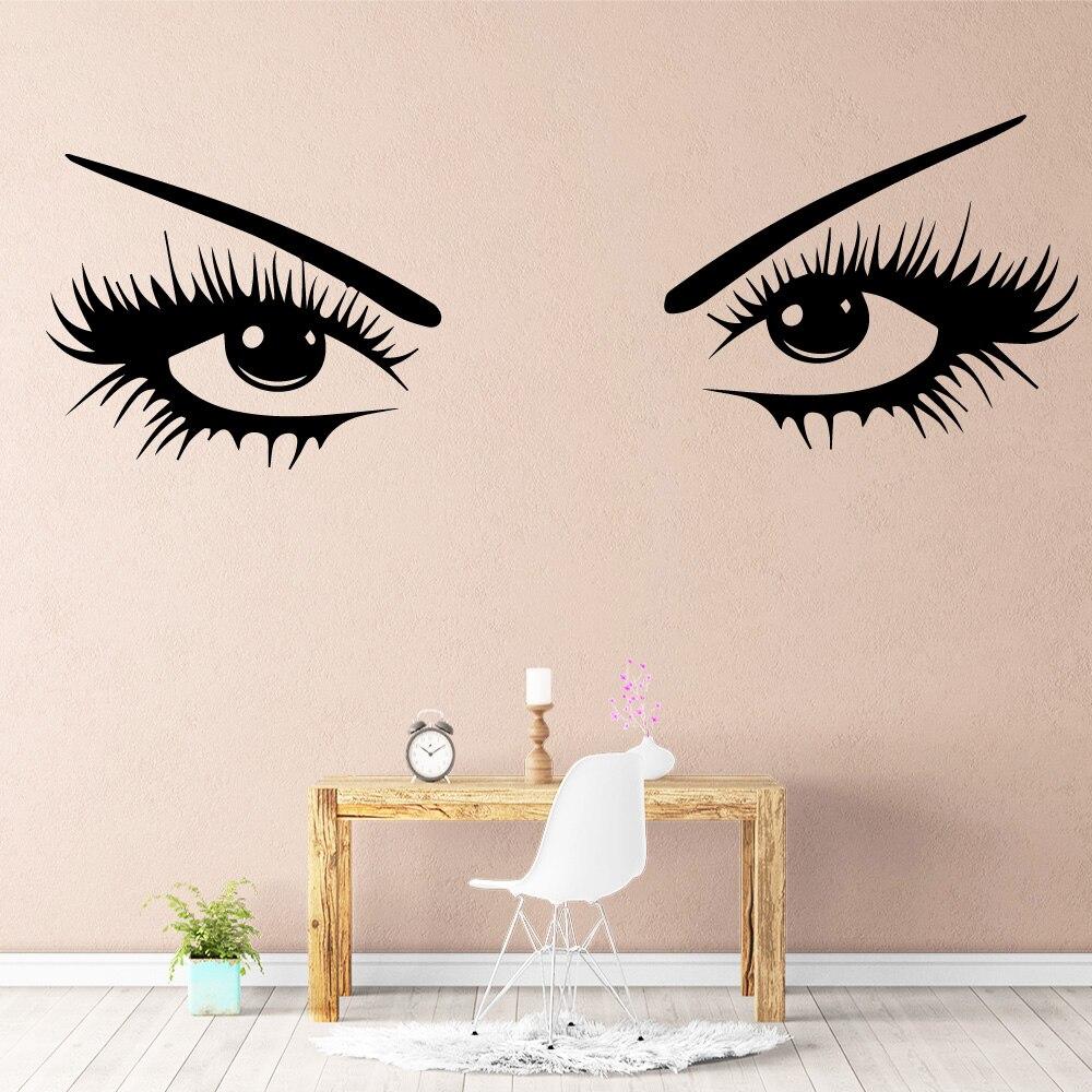 Pegatina para paredes del hogar, decoración para sala de estar y dormitorio,...