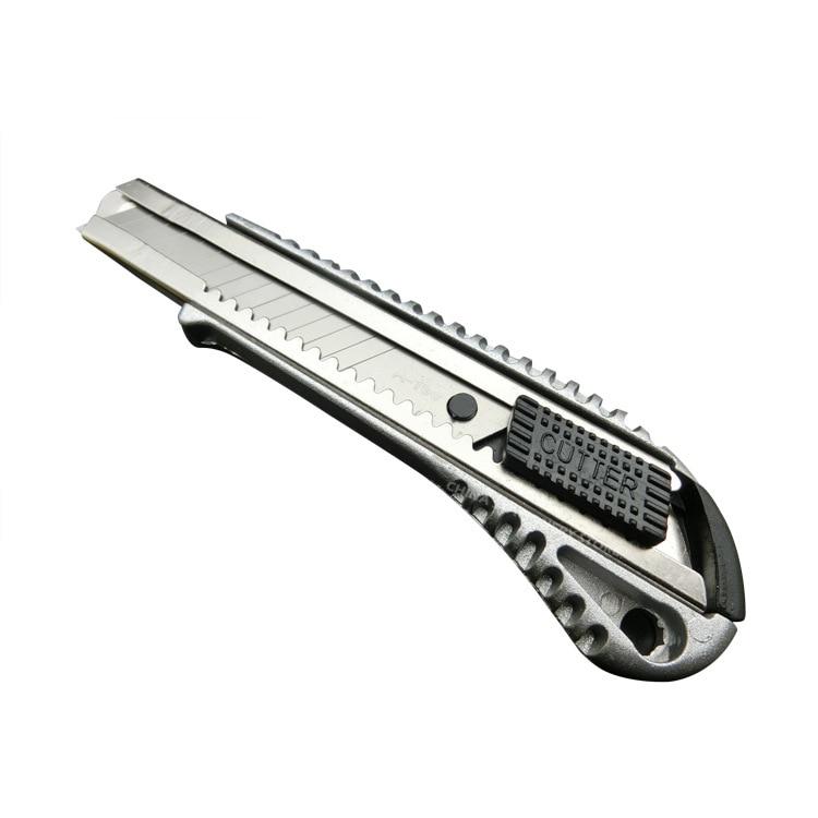 Большой многофункциональный нож для художников, нож для резки бумаги, нож для резки бумаги, нож для бумаги, алюминиевый сплав