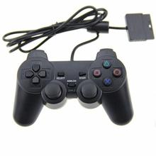 For ps2 Controller Wired Controller Gamepad for Sony PS2 Controller Double Vibration Clear Controlle