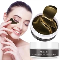 60pcs crystal collagen gold eye patches facial mask deep nourishment anti wrinkle anti aging patches for eye skin care cosmetics