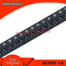 100 шт. BC807-16 Mark 5A PNP 500MA 45V SOT23 SOT-23 SMD триодный транзистор BC807-16 BC807 Новинка