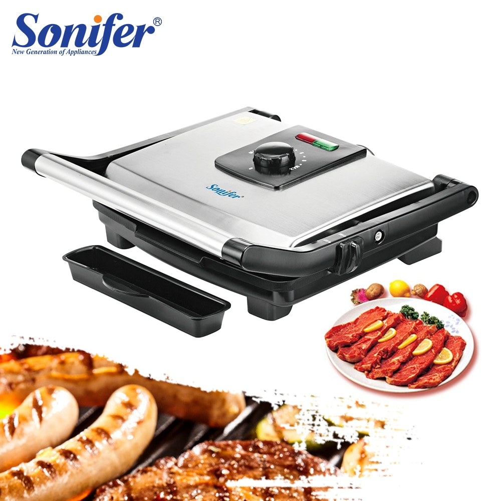 BBQ Grill Household Kitchen Appliances Barbecue Machine Grill Electric Hotplate Smokeless Grilled Me