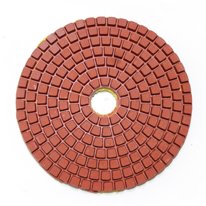 4-Inch Polishing Pad NEW For Granite, Marble, Artificial Stone, Concrete, Terrazzo, Free Shipping