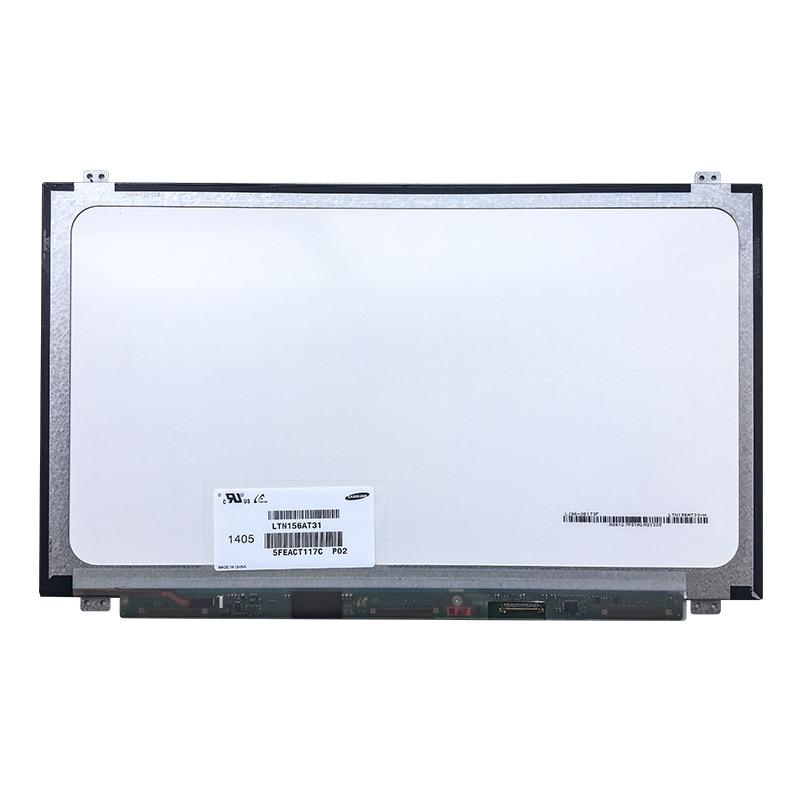 15.6inch laptop slim 30pin screen panel LTN156AT31 LP156WH3 TPS1 NT156WHM N12 LP156WHU TPA1 B156XW04