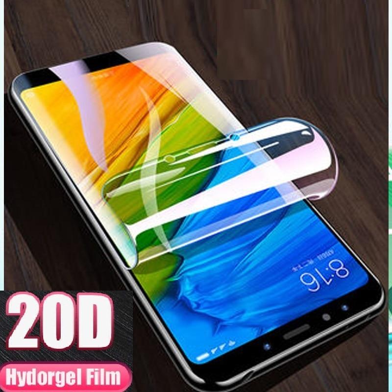 Full Screen Protective Glass On Redmi Note 4 4X 5 5A 6 Pro For Xiaomi Redmi 4X 4A 5A 5 Plus 6 6A S2 Hydrogel Film