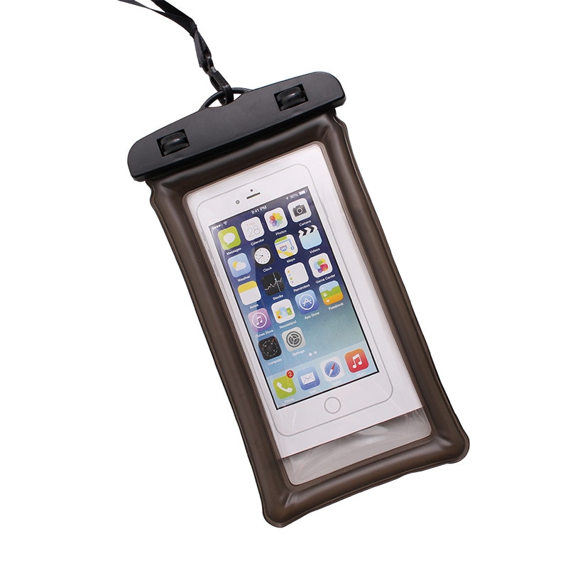 6Inch Phone Floating Airbag Swimming Bag Waterproof Mobile Pouch Cell Case For Swim Diving Surfing BeachUse