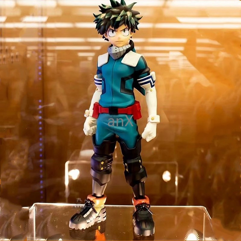 25cm Anime My Hero Academia Figure PVC Age of Heroes Figurine Deku Action Collectible Model Decorations Doll Toys For Children