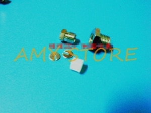 """1Pc 1/4"""" Threaded for Mechanical Thermostat Terminal ProbeTemperature Control Knob Switch Capillary Thermostat"""