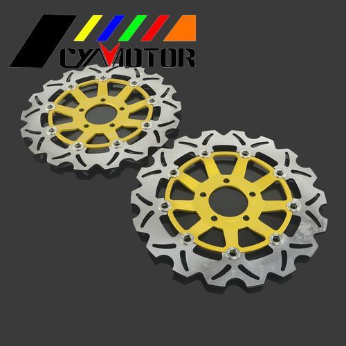 Discos de Freio da motocicleta Para KAWASAKI ZXR250 ZRX400 ZZ-R400 ZX6R NINJA ZR 750 GPZ R 900CC ZX9R ZR ZEPHYR 550CC ZX12R ZX 6R 9R 12R