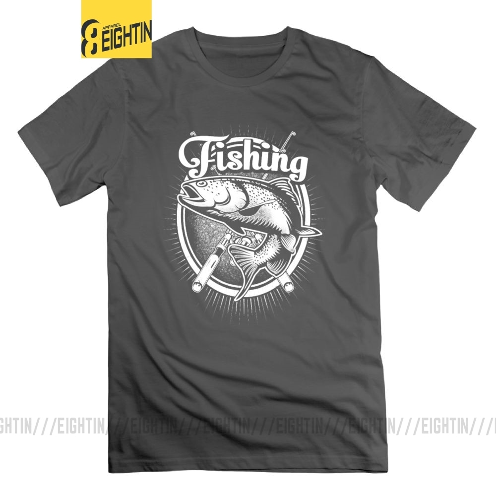 Pesca solo una pieza más prometo 100% algodón divertida camiseta hombre diseño Camisetas manga corta Vintage cuello redondo Camiseta