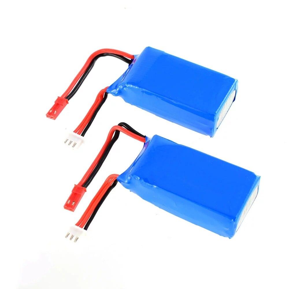 LiPo battery 2S 1100mah 25C A949 parts Wltoys RC car parts battery for Wltoys A949 A959 A979 A969 ca