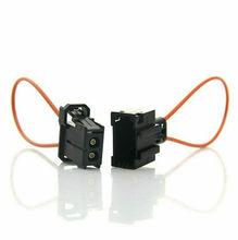 Женский и мужской, самый волоконно оптический коннектор для обхода, Женский Разъем, автомобильный диагностический кабель для Audi, BMW, Porsche, Benz, ремонта автомобилей
