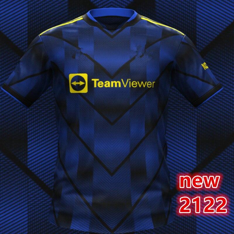 Top Quality new 2020- 21 manchester GREENWOOD united shirt RASHFORD POGBA FERNANDES B.FERNANDES CAVANI MARTIAL utd 20 21 shirts