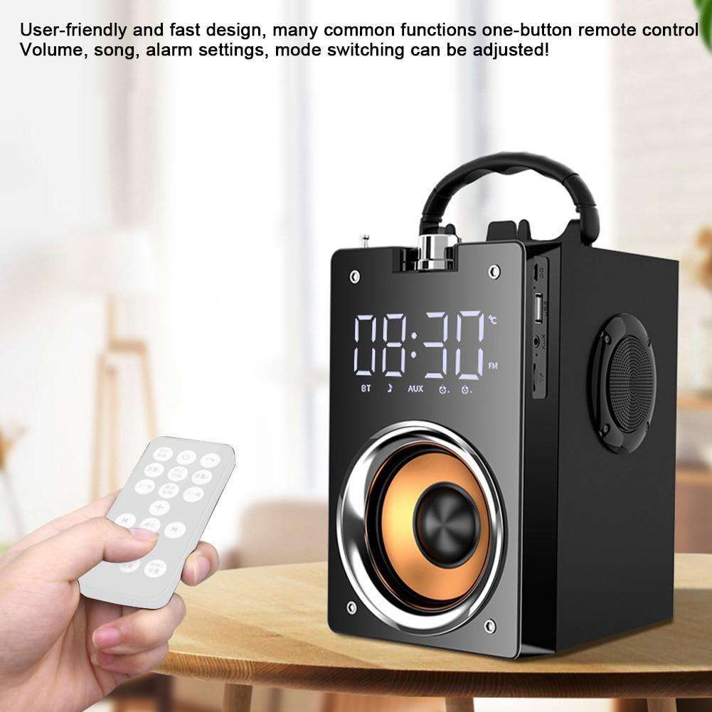 Portátil al aire libre de alta potencia deportes Bluetooth SpeakerT3 estéreo inalámbrico...