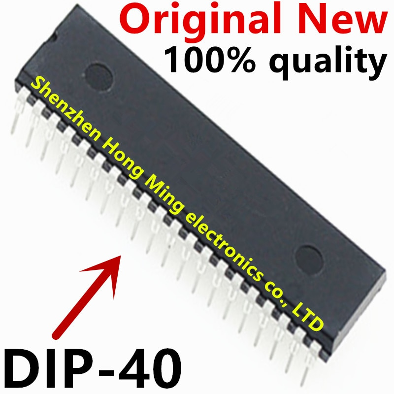 (10 قطعة) 100% جديد ATMEGA32A-PU ATMEGA32A بو DIP-40 شرائح