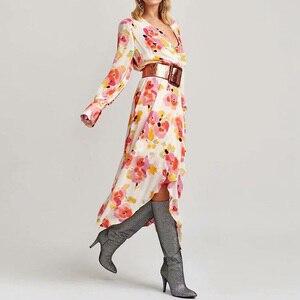 Женское винтажное платье без рукавов EAYUCU, черное платье-жилет из искусственной кожи с поясом и отложным воротником, модель 2020 года, D433