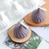 onion aromatherapy candle silicone mold creative diamond candle mold decoration candle making mold