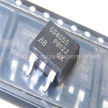 10PCS/LOT GS4055 IRGS4055   TO-263 300V 110A SMD Triode