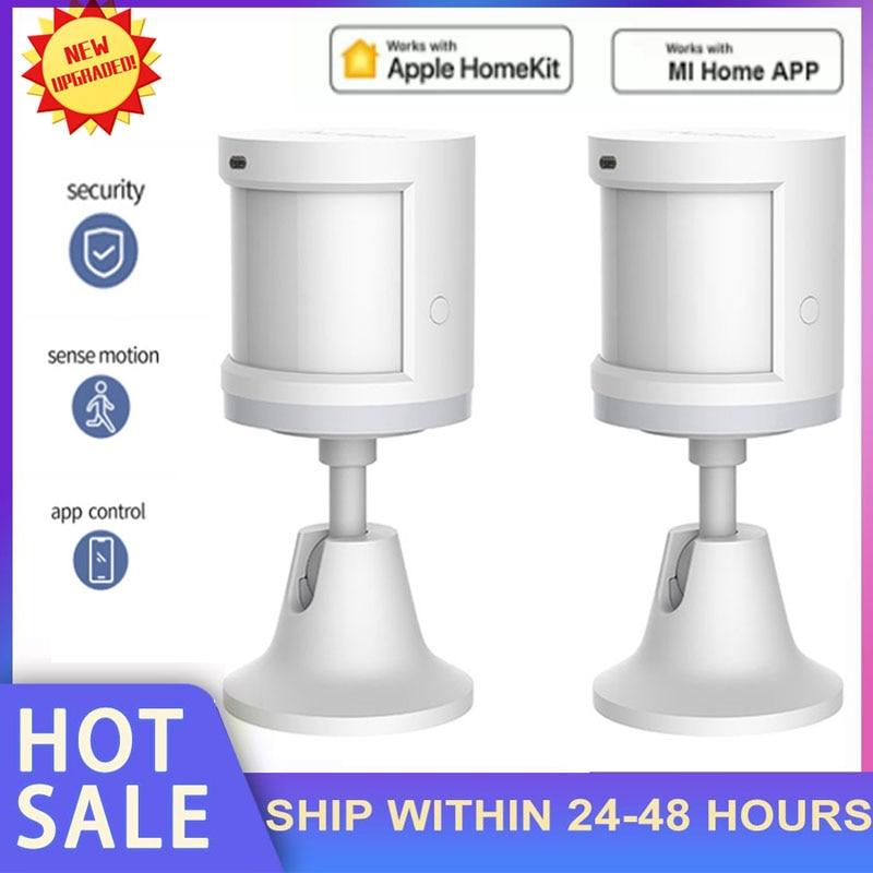Aqara Motion Sensor Light Human Body Infrared Wireless Body Light Connection Sensor Mi Home PIR Motion Sensor Smart Home