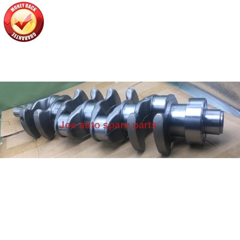 2KD 2KDFTV cigüeñal del motor para Toyota Hiace Hilux DYNA 150 Innova Fortuner TD 16V 2494cc 2.5L 2001-